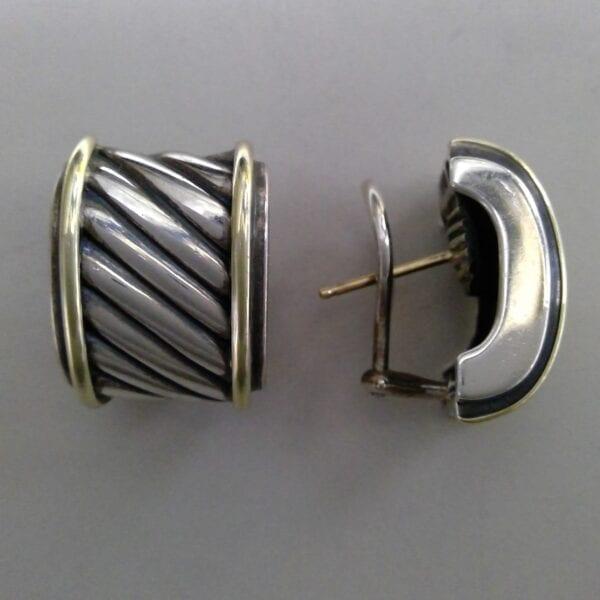 Vintage David Yurman earrings